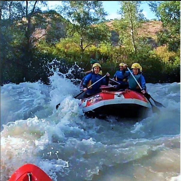 rafting rio genil cordoba